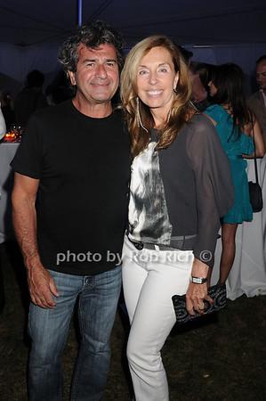 Jerry DeCrosta, Diane Fellows<br /> photo by Rob Rich © 2010 robwayne1@aol.com 516-676-3939