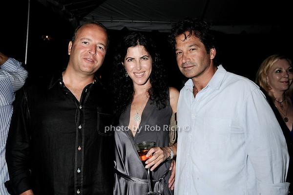 John Madison, Lauren Muss, Seth Greenberg photo by Rob Rich © 2010 robwayne1@aol.com 516-676-3939