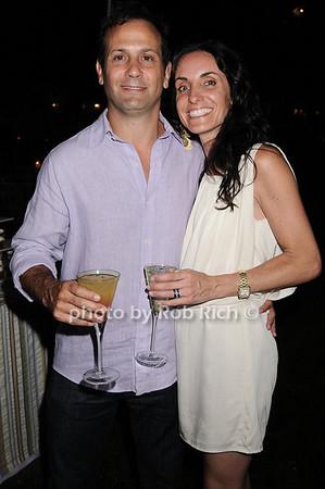 Gregory Levine, Sabrina Levine photo by Rob Rich © 2010 robwayne1@aol.com 516-676-3939