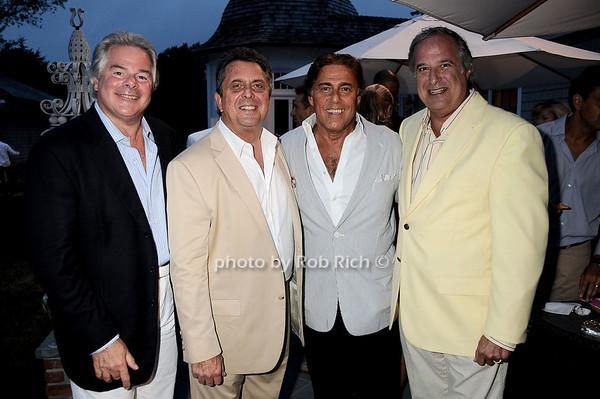 Dick Soloway, Frank Rella, Arnie Rosenshein,Stewart Lane photo by Rob Rich © 2010 robwayne1@aol.com 516-676-3939