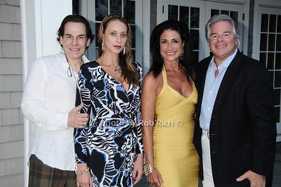 R.Couri Hay,Jamie Jo Harris, Donna Soloway, Dick Soloway photo by Rob Rich © 2010 robwayne1@aol.com 516-676-3939