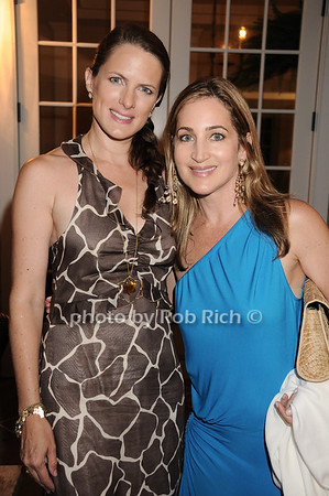 Sessa von Richthofen, Kat Cohen photo by Rob Rich © 2010 robwayne1@aol.com 516-676-3939