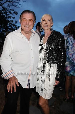 Larry Herbert, Michele Herbert photo by Rob Rich © 2010 robwayne1@aol.com 516-676-3939
