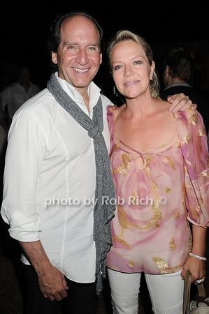Matt Adell, Pamela Johananoff photo by Rob Rich © 2010 robwayne1@aol.com 516-676-3939