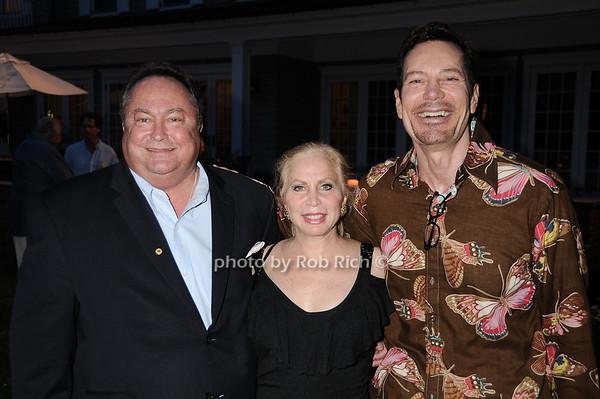 Dr. Matthew Kaufman, Liz Derringer, Matt Rich photo by Rob Rich © 2010 robwayne1@aol.com 516-676-3939