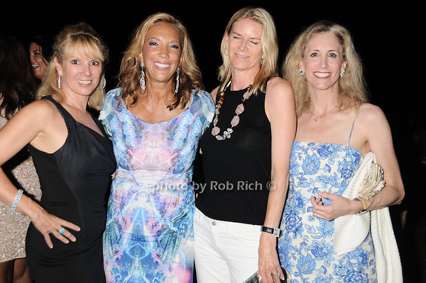 Ramona Singer, Denise Rich, Krista Kreiger, Patricia Glass photo by Rob Rich © 2010 robwayne1@aol.com 516-676-3939