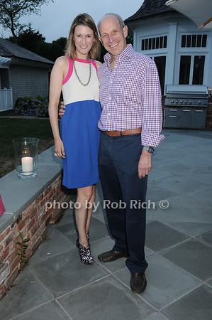 Lizzie Tisch, Jonathan Tisch photo by Rob Rich © 2010 robwayne1@aol.com 516-676-3939