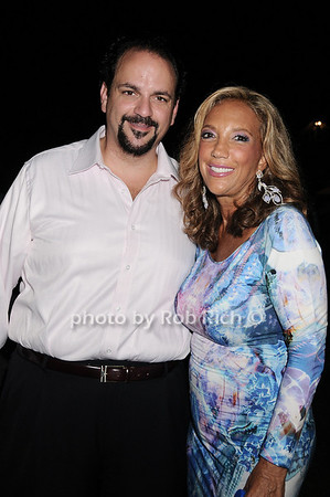 George Jarkesy, Denise Rich photo by Rob Rich © 2010 robwayne1@aol.com 516-676-3939