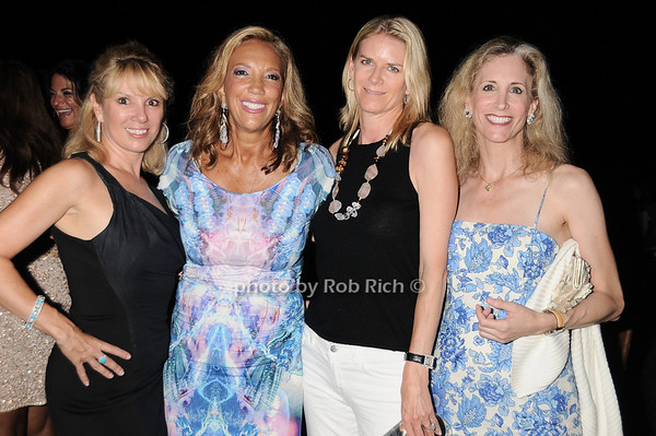 Ramona Singer, Denise Rich, Krista Kreiger, Patricia Glass