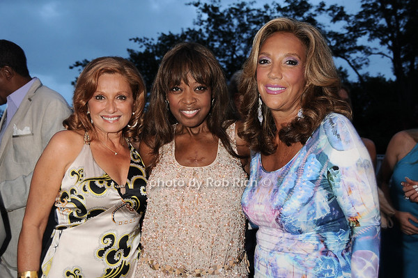 Michelle Rella, Star Jones, Denise Rich