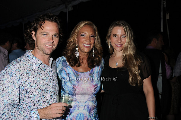 Justin Ward, Denise Rich, Ms. Millstone