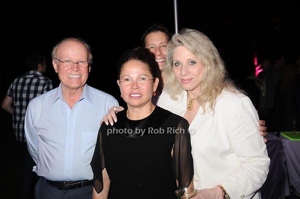 Mr.Kiembock, Sara Kiembock, Phillip Pelkington, Bazine Magaziner photo by Rob Rich © 2010 robwayne1@aol.com 516-676-3939
