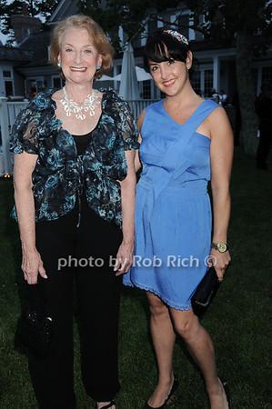 Inez Weinstein, Tracey Doolin photo by Rob Rich © 2010 robwayne1@aol.com 516-676-3939