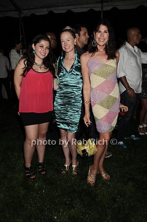 Alie Zarin, Robin Cofer, Lauren Day Roberts photo by Rob Rich © 2010 robwayne1@aol.com 516-676-3939