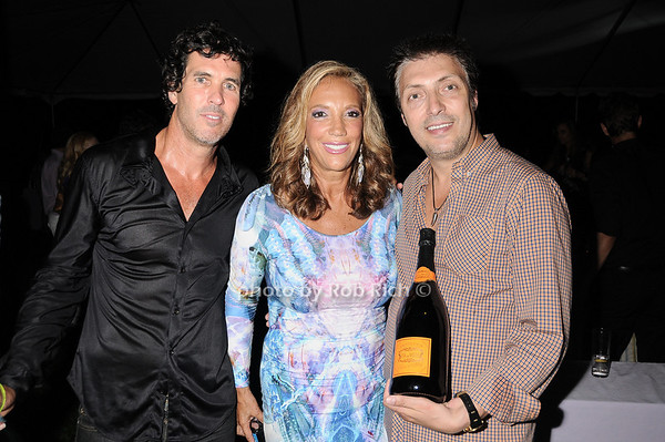 Tim Lobello, Denise Rich, Giuseppe Tuosto