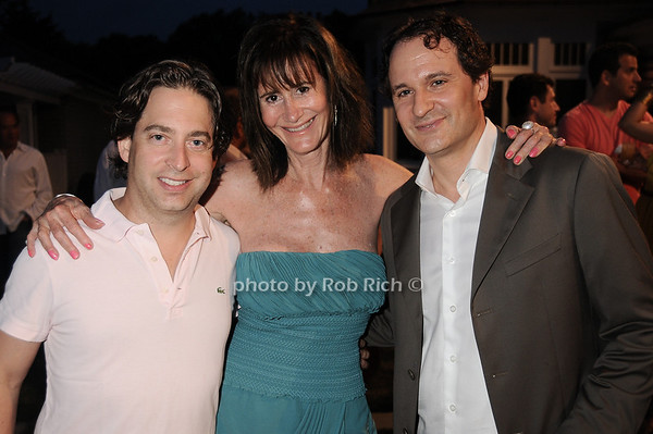 Charlie Watt, Lee Fryd, David Hryck