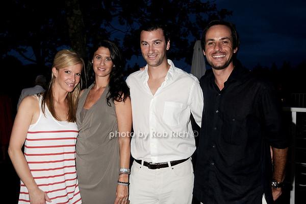 Lesley Schulhof, Analise Peterson, Doug Wurtz, Heinz Haas photo by Rob Rich © 2010 robwayne1@aol.com 516-676-3939