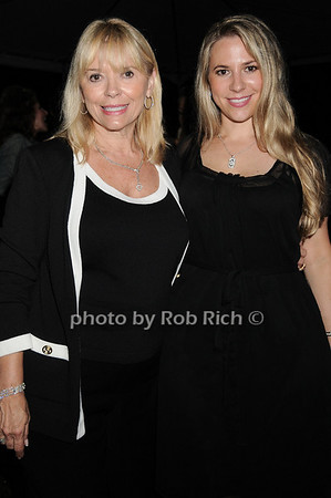 Sandra Milstein, Brooke Milstein photo by Rob Rich © 2010 robwayne1@aol.com 516-676-3939