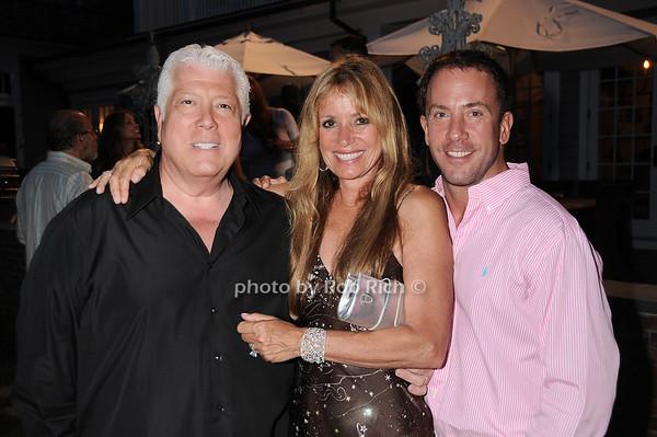 Dennis Basso, Sandra Rosenthgal, Michael Cominotto photo by Rob Rich © 2010 robwayne1@aol.com 516-676-3939