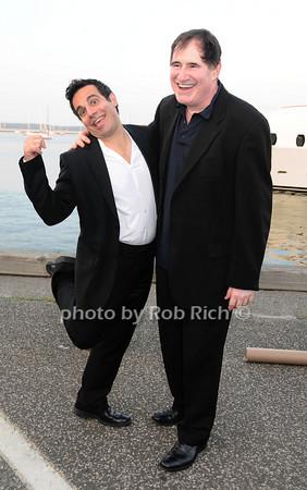 Mario Cantone and Richard Kind