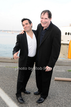 Mario Cantone, Richard Kind