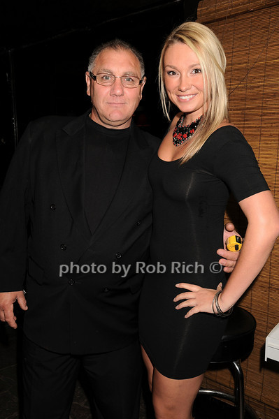 Mario Martino, Niki Jakueowicz<br /> photo by Rob Rich © 2010 robwayne1@aol.com 516-676-3939