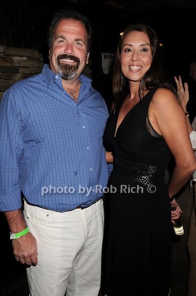 David Luce, Sharon McKee<br /> photo by Rob Rich © 2010 robwayne1@aol.com 516-676-3939