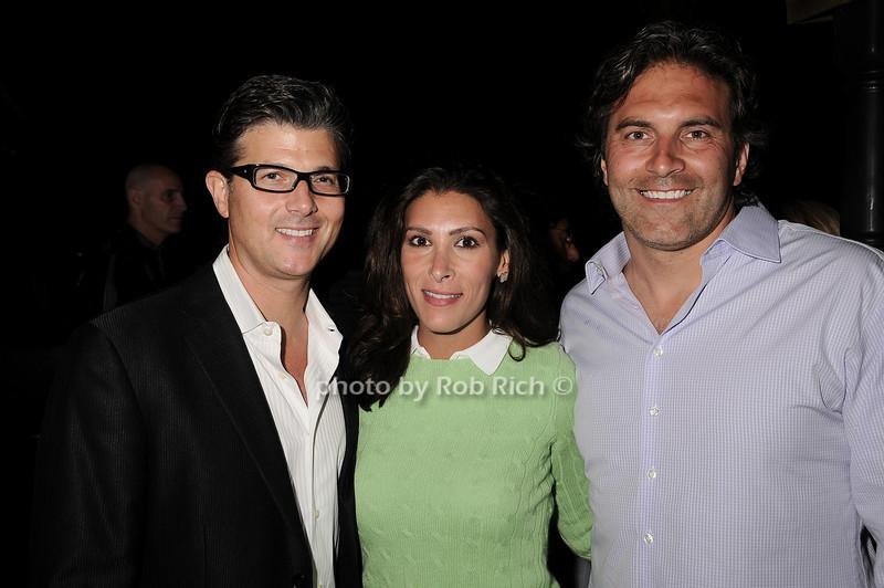 Frank Cilione, Erica Meyerson, Mike Wudyka<br /> photo by Rob Rich © 2010 robwayne1@aol.com 516-676-3939