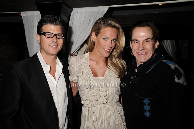 Frank Cilione, Heidi Albertsen, R.Couri Hay<br /> photo by Rob Rich © 2010 robwayne1@aol.com 516-676-3939