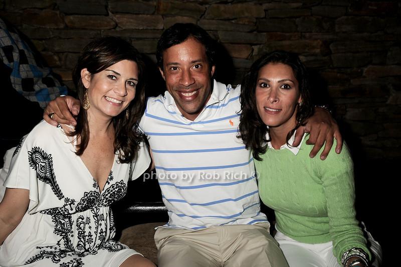Samantha Daniels, Joe, Erica Meyerson<br /> photo by Rob Rich © 2010 robwayne1@aol.com 516-676-3939