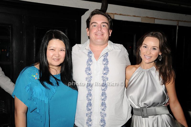 Susan Shin, Casey Fahey, Beata Bohman<br /> photo by Rob Rich © 2010 robwayne1@aol.com 516-676-3939