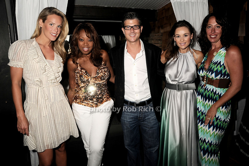 Heidi Albertsen, Star Jones, Frank Cilione,Beata Bohman, Tatiana Platt<br /> photo by Rob Rich © 2010 robwayne1@aol.com 516-676-3939