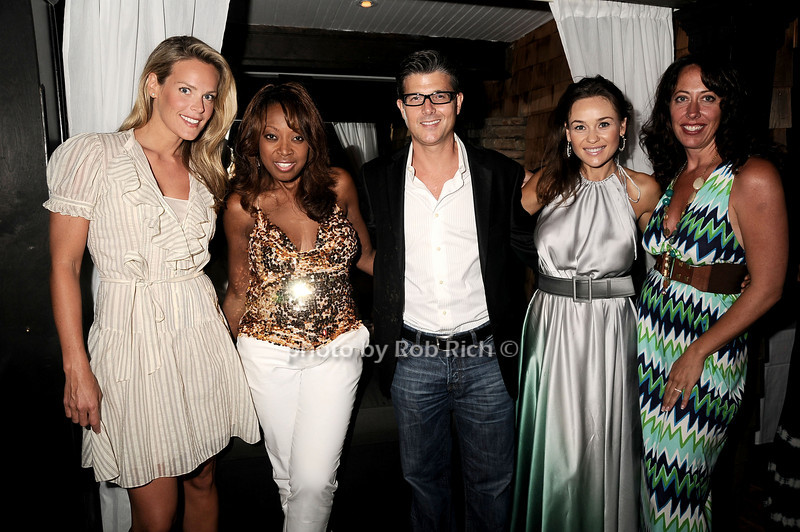 Heidi Albertsen, Star Jones, Frank Cilione,Beata Bohman, Tatiana Platt<br /> photo by Rob Rich © 2010 robwayne1@aol.com 516-676-3939