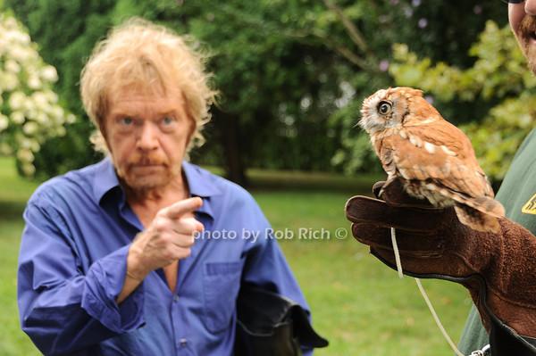 Kevin Conway, Screech Owl<br /> photo by Rob Rich © 2010 robwayne1@aol.com 516-676-3939