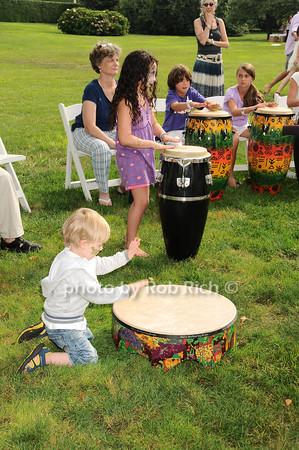 Drumming<br /> photo by Rob Rich © 2010 robwayne1@aol.com 516-676-3939