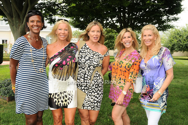 Mireya D'Angelo, Elizabeth Sample, Brenda Powers, Amy Kaplan, Michelle Walker<br /> photo by Rob Rich © 2010 robwayne1@aol.com 516-676-3939