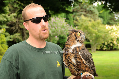 Dennis Fleury, Kilalla (Great Horned Owl)