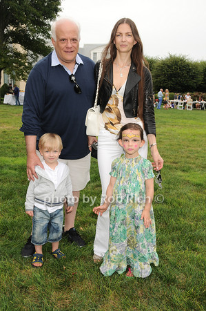 Bruce Lewin, Davidn Lewiin, Christina Lewin,Sienna Lewin<br /> photo by Rob Rich © 2010 robwayne1@aol.com 516-676-3939