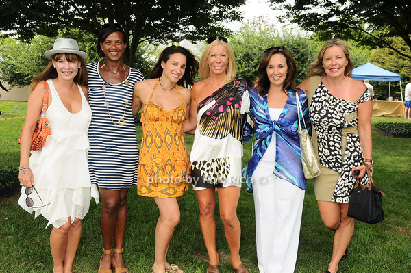 Lynn Levy ,Mireya D'Angelo, Elaina Scott, Elizabeth Sample, Rosanna Scotto, Roberta Post<br /> photo by Rob Rich © 2010 robwayne1@aol.com 516-676-3939