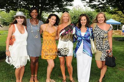 Lynn Levy ,Mireya D'Angelo, Elaina Scott, Elizabeth Sample, Rosanna Scotto, Roberta Post photo by Rob Rich © 2010 robwayne1@aol.com 516-676-3939