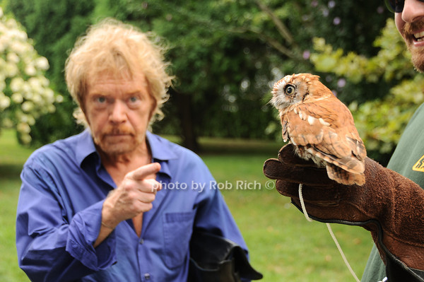 Kevin Conway, Screech Owl<br /> photo by Rob Rich © 2010 robwayne1@aol.com 516-676-3939