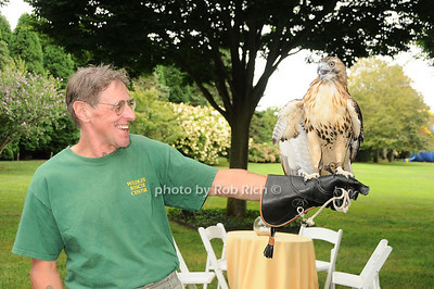 Nick Marzano,Sonia (Adult female Red Tailed Hawk)