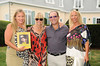Brenda Powers,Marcy Warren, Michael Warren, Elizabeth Sample<br /> photo by Rob Rich © 2010 robwayne1@aol.com 516-676-3939