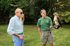 Martin Ross, Nick Marzano,Sonia (Adult female Red Tailed Hawk)<br /> photo by Rob Rich © 2010 robwayne1@aol.com 516-676-3939