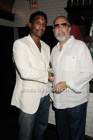 Jay Norris, Bobby Zarin<br /> photo by Rob Rich © 2010 robwayne1@aol.com 516-676-3939