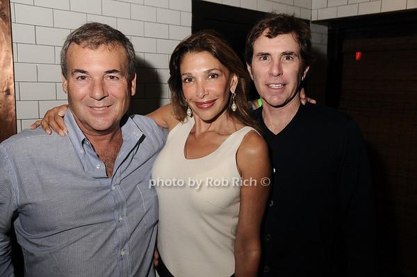 Bobby Saland, Carol Saland, Lawrence Gettis<br /> photo by Rob Rich © 2010 robwayne1@aol.com 516-676-3939
