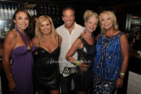 Maria Elena Christensen, Amelia Doggwiler, Glenn Myles, Sarah Salaf, Suzan Kremer<br /> photo by Rob Rich © 2010 robwayne1@aol.com 516-676-3939