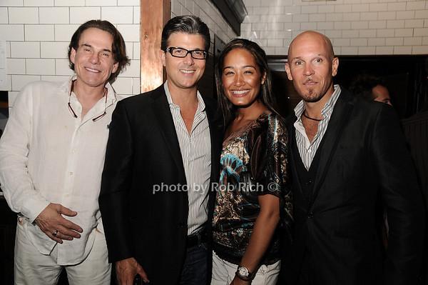 R.Couri Hay, Frank Cilione, Crystal Rodriguez, Artin Bey Archer<br /> photo by Rob Rich © 2010 robwayne1@aol.com 516-676-3939