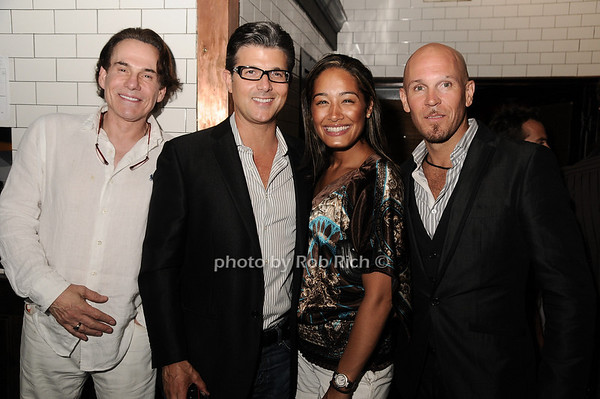 R.Couri Hay, Frank Cilione, Crystal Rodriguez, Artin Bey Archer<br /> photo by Rob Rich © 2010 robwayne1@aol.com 516-676-3939