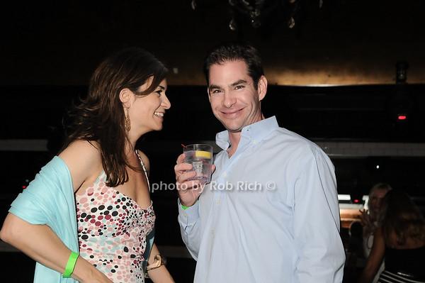 Samantha Daniels, Steve Farber<br /> photo by Rob Rich © 2010 robwayne1@aol.com 516-676-3939